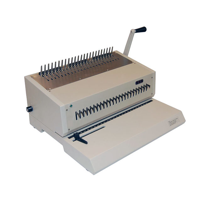 plastic comb electric binding machine legal size alt gta
