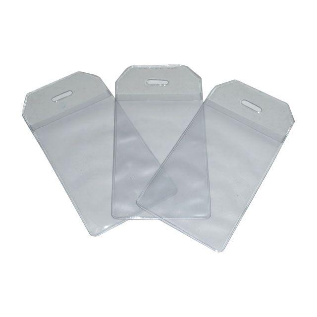 plastic luggage tag holder va-2205