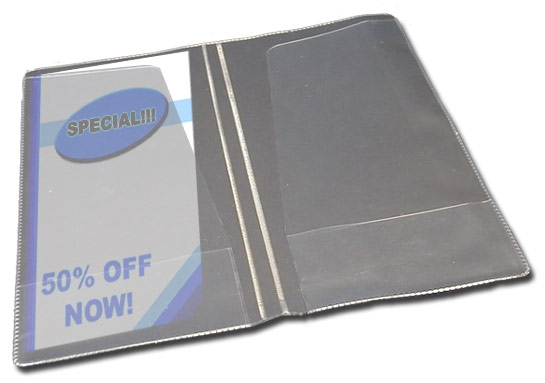 VA-0500 travel ticket wallet